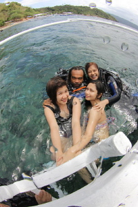 Instructors get all the babes by Yagit Diver